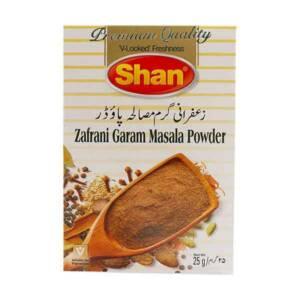 Grozar Shan Zafrani Garam Masala - 25gm
