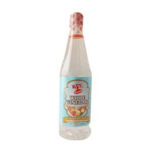 Grozar Key Brand White Synthetic Vinegar - 750ml