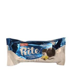 Grozar Bisconni Rite Rich Chocolate with Vanilla Biscuit - Half Roll