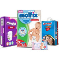Buy Molfix, Canbebe Diapers Grocery Online: Grozar.pk