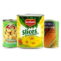 Buy Canned & Ready to Eat Food Grocery Online: Grozar.pk
