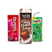 Buy Olper, Day Fresh, Milo Flavoured Milk Grocery Online: Grozar.pk