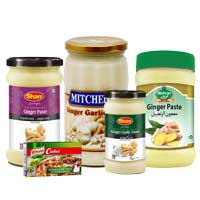 Buy Ginger, Garlic Paste Grocery Online: Grozar.pk