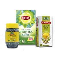 Buy Lipton, Tapal, Vital Green Tea Grocery Online: Grozar.pk