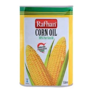 Rafhan Corn Oil Tin - 5 Ltr.
