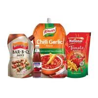 Buy Tomato Ketchup Chilli Garlic Sauce Grocery Online: Grozar.pk