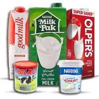 Milk & Yogurt
