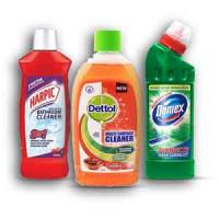 Floor & Toilet Cleaners