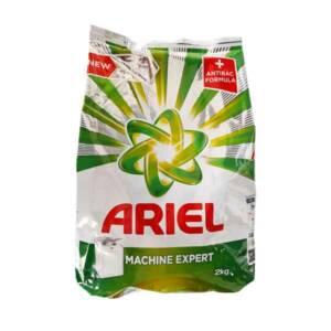 Ariel Machine Expert Anti Bacterial Detergent Powder - 1kg