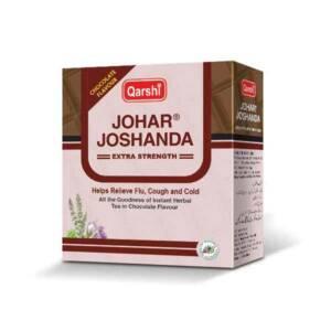 Qarshi Johar Joshanda Chocolate Flavor - 5 Sachets