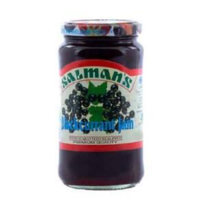 Salman Blackcurrant Jam -450g
